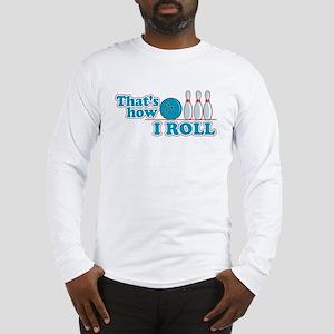 LUCKY BOWLING SHIRT Long Sleeve T-Shirt