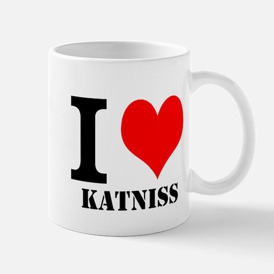 hunger games katniss Mugs