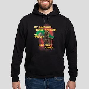 My Ancestors Black Pharaoh Hoodie