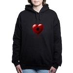 Wounded Heart Women's Hooded Sweatshirt