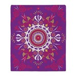 Enchanting Passion Throw Blanket