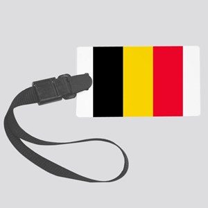 Flag of Belgium Luggage Tag