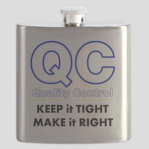 Quality Control Flask