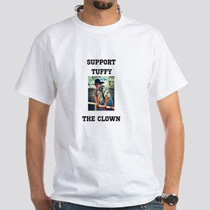Support Tuffy The Clown T-Shirt