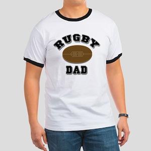 Rugby Dad Ringer T