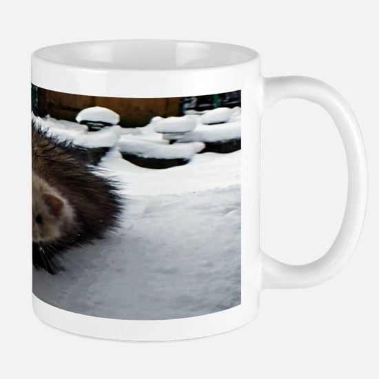 Fuzzy The Great Mugs