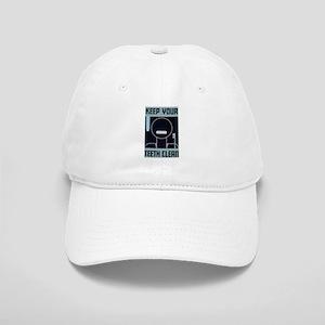 Keep Your Teeth Clean Cap