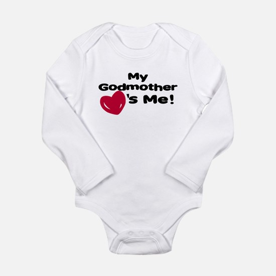 Godmother loves me Body Suit