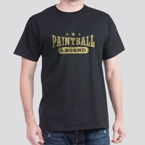 Paintball Legend Dark T-Shirt