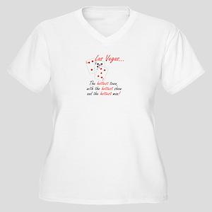 Hottest Show Women's Plus Size V-Neck T-Shirt