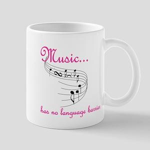 Language Barrier Mug