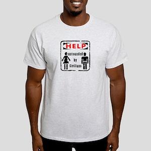 Civilians Light T-Shirt