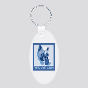Yes We Can Keychains