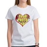Heart photo Women's T-Shirt
