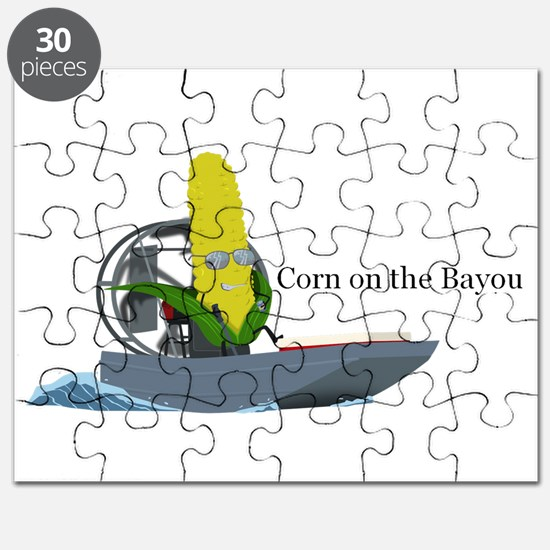Corn On The Bayou Puzzle