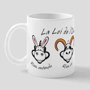 mammals Mug