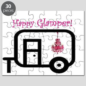 Happy Glamper! Puzzle