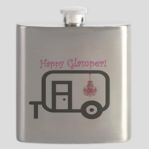 Happy Glamper! Flask