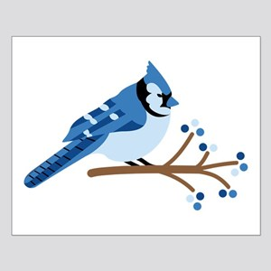 Christmas Blue Jays Posters