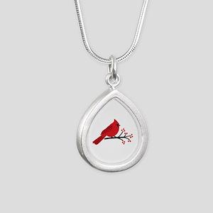 Christmas Cardinals Necklaces