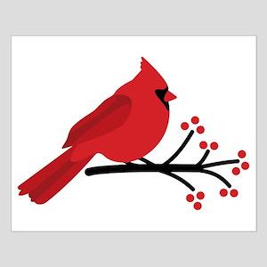 Christmas Cardinals Posters