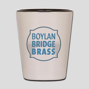 Boylan Bridge Brass Shot Glass