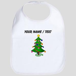 Custom Christmas Tree Bib