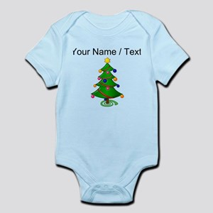 Custom Christmas Tree Body Suit