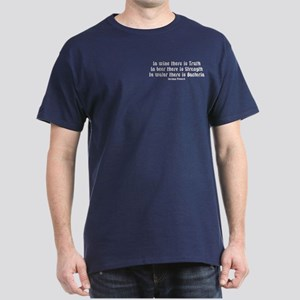 German Proverb IV Dark T-Shirt