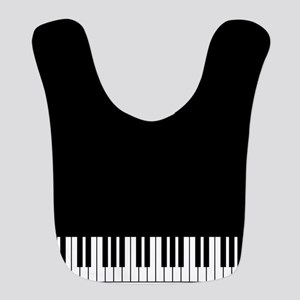 Piano Key Bib