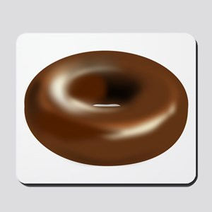 Chocolate Donut Mousepad