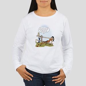 The Grass is Greener Women's Long Sleeve T-Shirt