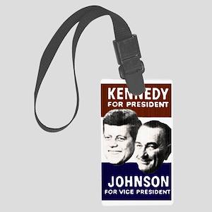 JFK-Johnson Luggage Tag