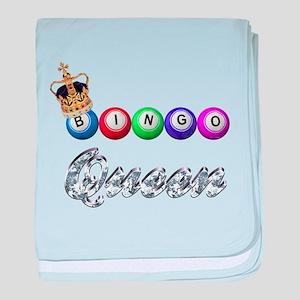 Bingo Queen Diamond 2 baby blanket