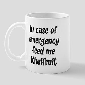 Feed me Kiwifruit Mug