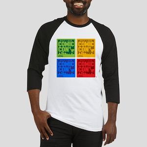 SLCC 2014 Logo 4 Square Color Baseball Jersey