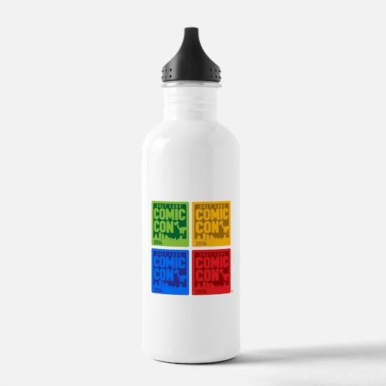 Cute Comic Water Bottle