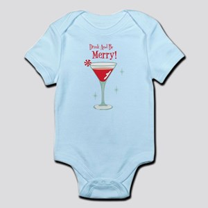 Drink And Be Merry Body Suit