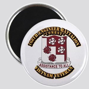 Army - 168th Engineer Bn Magnet