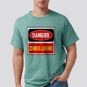 Danger Zombies Lurking! T-Shirt