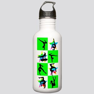 GREEN STAR GYMNAST Stainless Water Bottle 1.0L