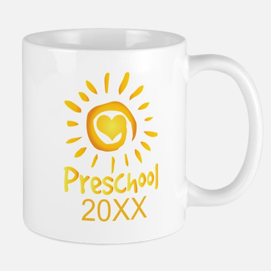 Personalized Preschool Mugs