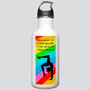 MOTIVATE GYMNAST Stainless Water Bottle 1.0L