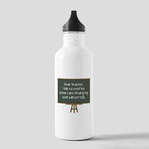 Dear Teacher Stainless Water Bottle 1.0L