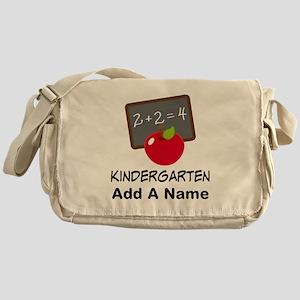 Personalized Kindergarten Messenger Bag
