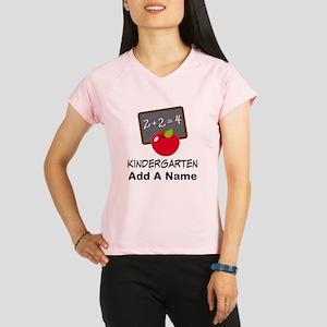 Personalized Kindergarten Performance Dry T-Shirt
