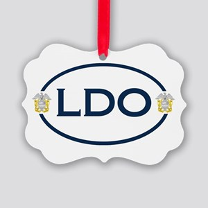 LDO Ornament