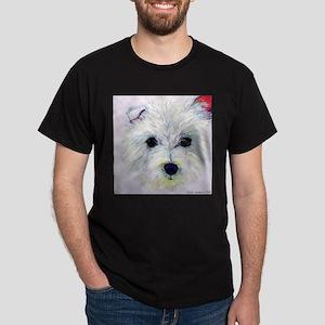 Westie! Dark T-Shirt
