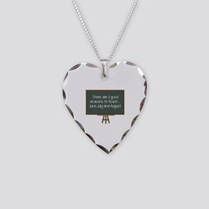 There Are 3 Good Reasons To Teach Necklace Heart C