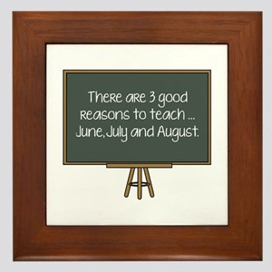 There Are 3 Good Reasons To Teach Framed Tile